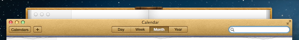 Calendars and Contacts